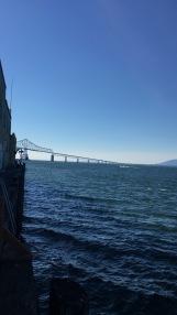 That bridge is 3.5 miles long!